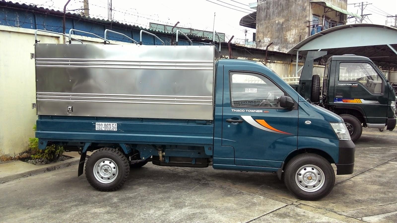 THACO cung cấp các dòng xe tải chất lượng cao KIA, HYUNDAI, THACO OLLIN, THACO TOWNER tải trọng từ 615 kg đến 9.5 tấn Ảnh số 40511071