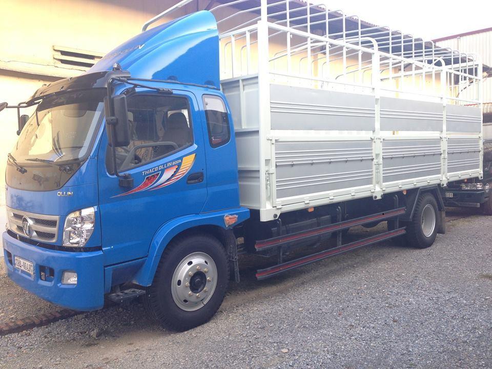 THACO cung cấp các dòng xe tải chất lượng cao KIA, HYUNDAI, THACO OLLIN, THACO TOWNER tải trọng từ 615 kg đến 9.5 tấn Ảnh số 40511281