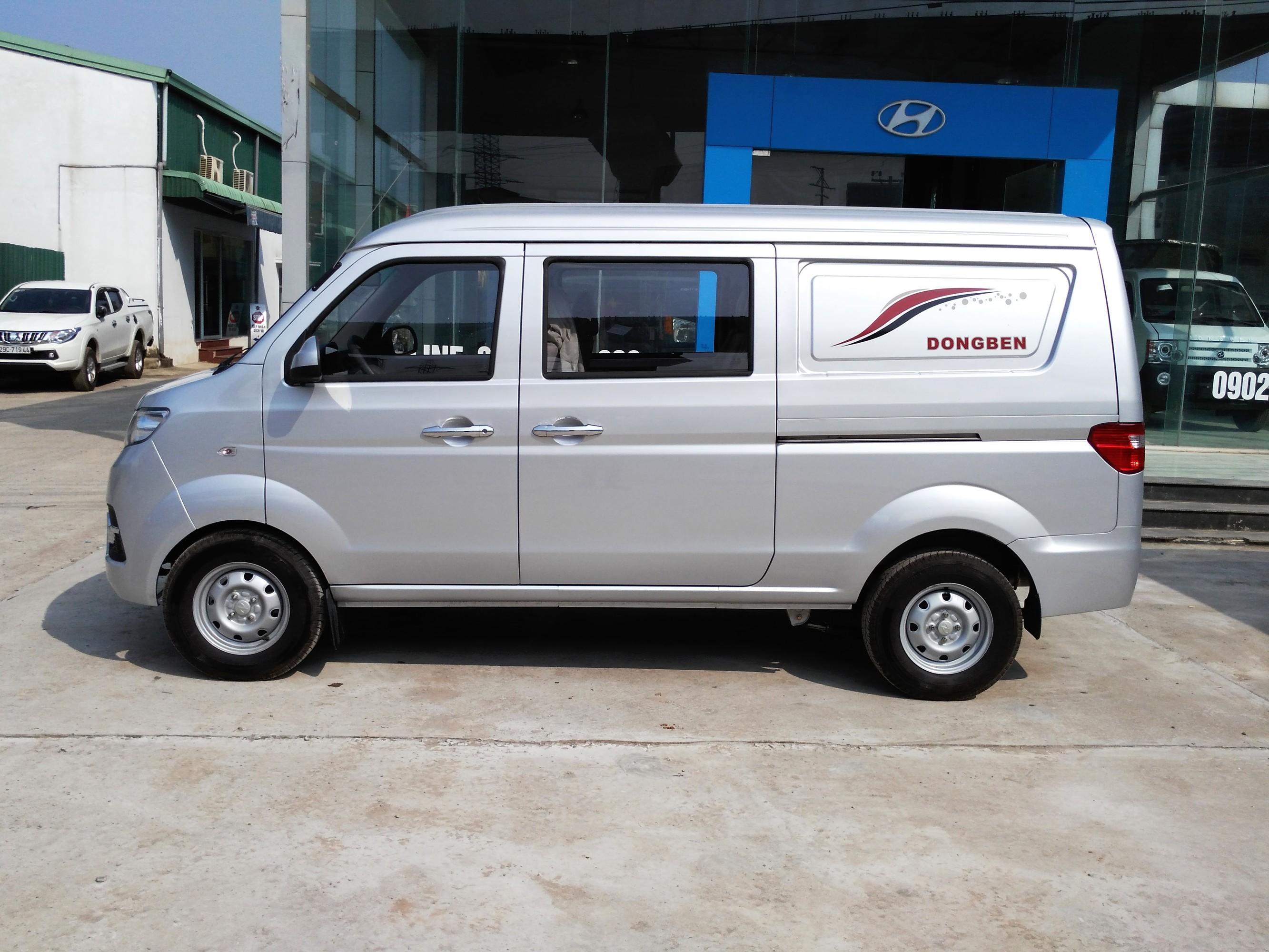 Xe bán tải Dongben X30 2 ghế, tải trọng 1 tấn, máy 1300cc, nội ngoại thất trẻ trung bắt mắt. Ảnh số 40558955