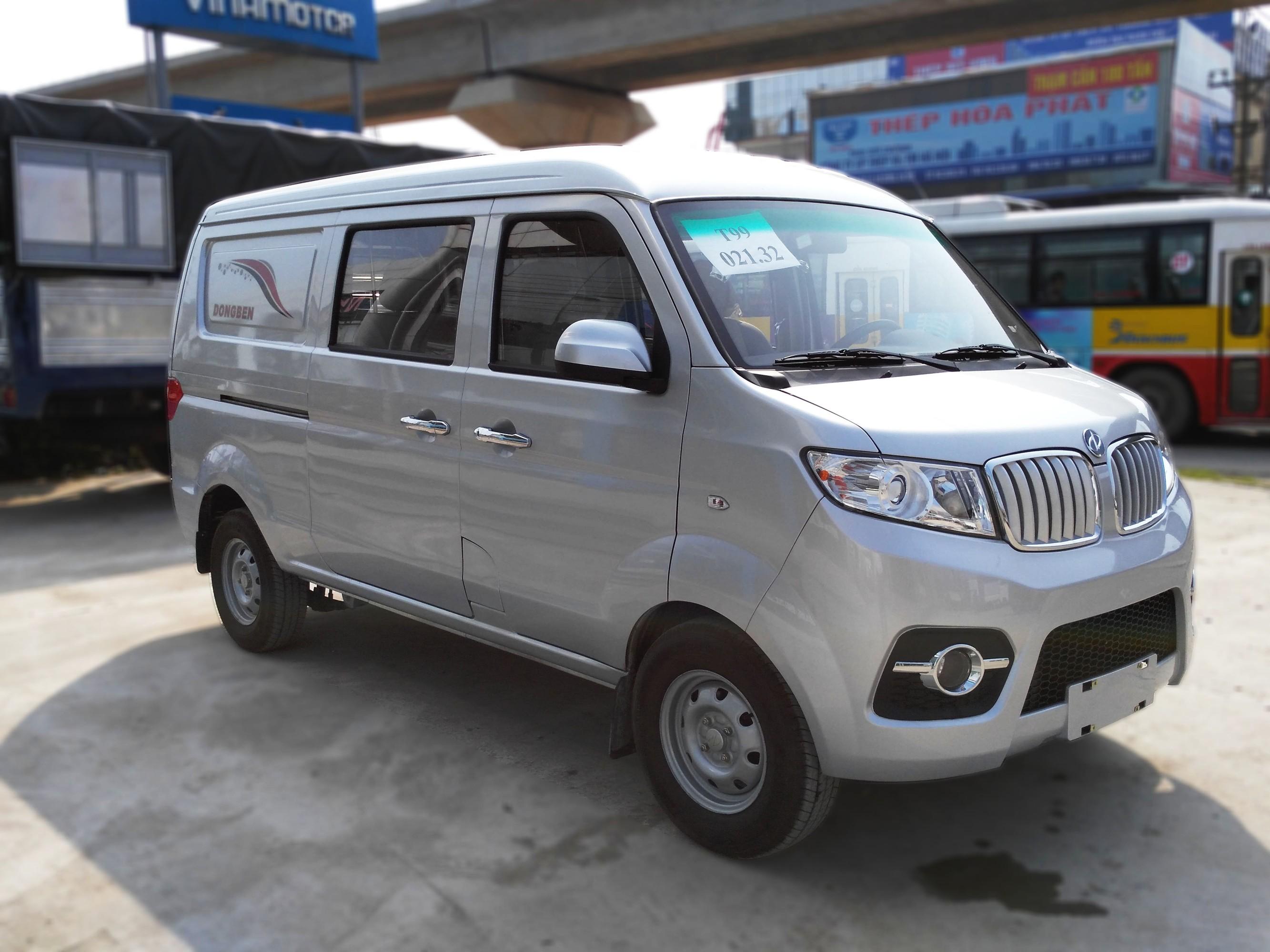 Xe bán tải Dongben X30 2 ghế, tải trọng 1 tấn, máy 1300cc, nội ngoại thất trẻ trung bắt mắt. Ảnh số 40558961