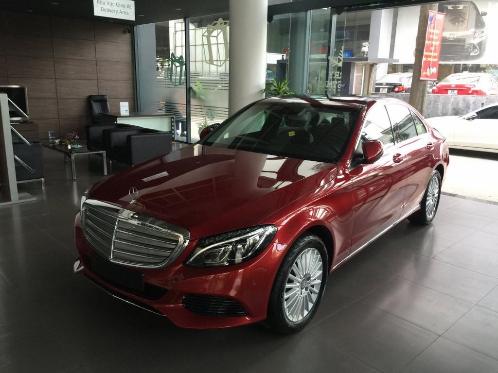 Mercedes C200, C250 và C300 AMG giảm giá 10% Ảnh số 40561711