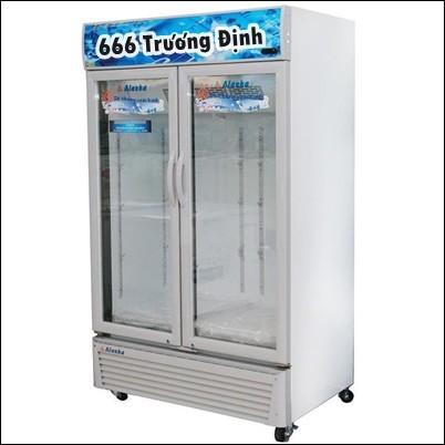 tủ làm mát Alaska 2 cánh mở dung tích 1,200 lít, bảo hành 12 tháng Ảnh số 40571983