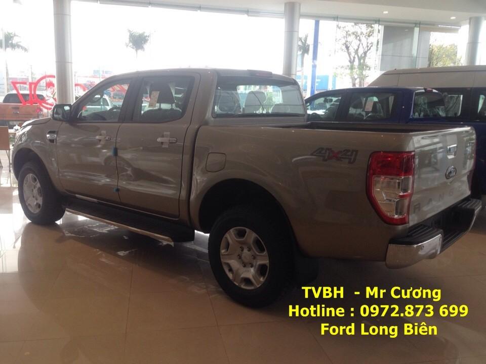 Ban xe Ford Ranger XLT 2.2L 4x4 MT màu vàng cát giá tốt nhất thị trường Ảnh số 40588425