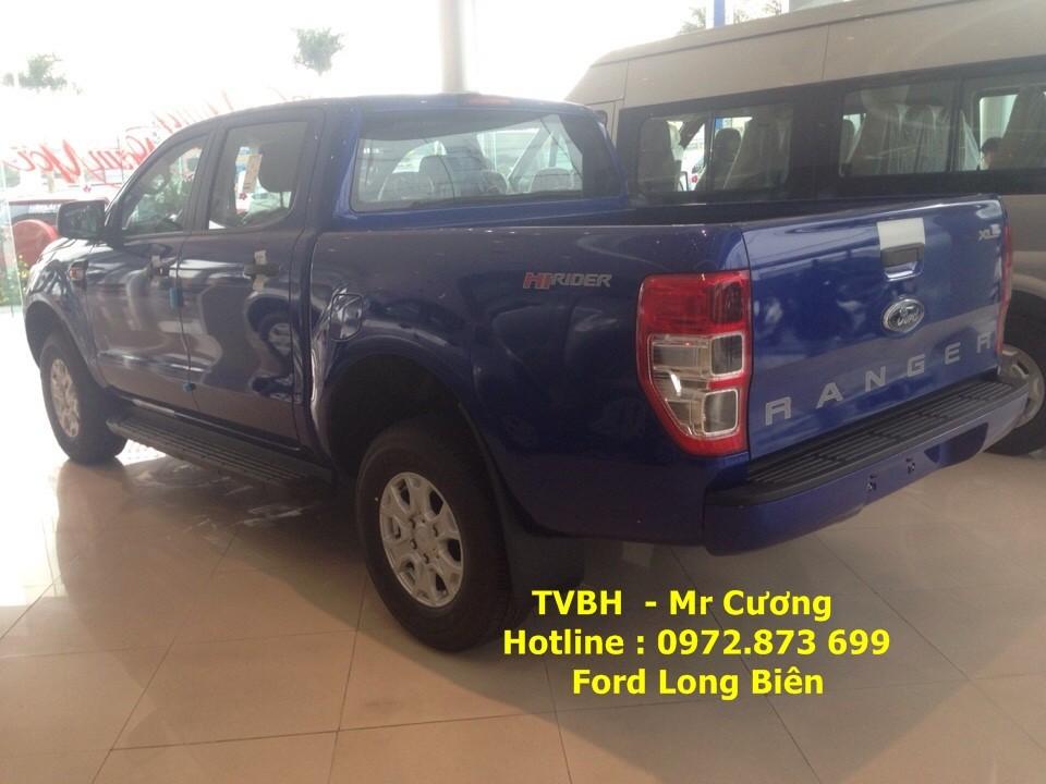 Bán xe Ford Ranger 2.2L XLS 4x2 AT màu xanh dương giá tốt nhất Ảnh số 40588547