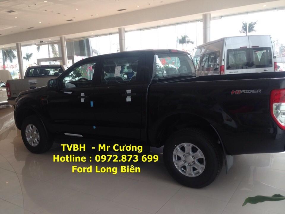 Bán xe Ford Ranger 2.2 XLS 4x2 AT màu đen giá tốt nhất miền Bắc Ảnh số 40588683