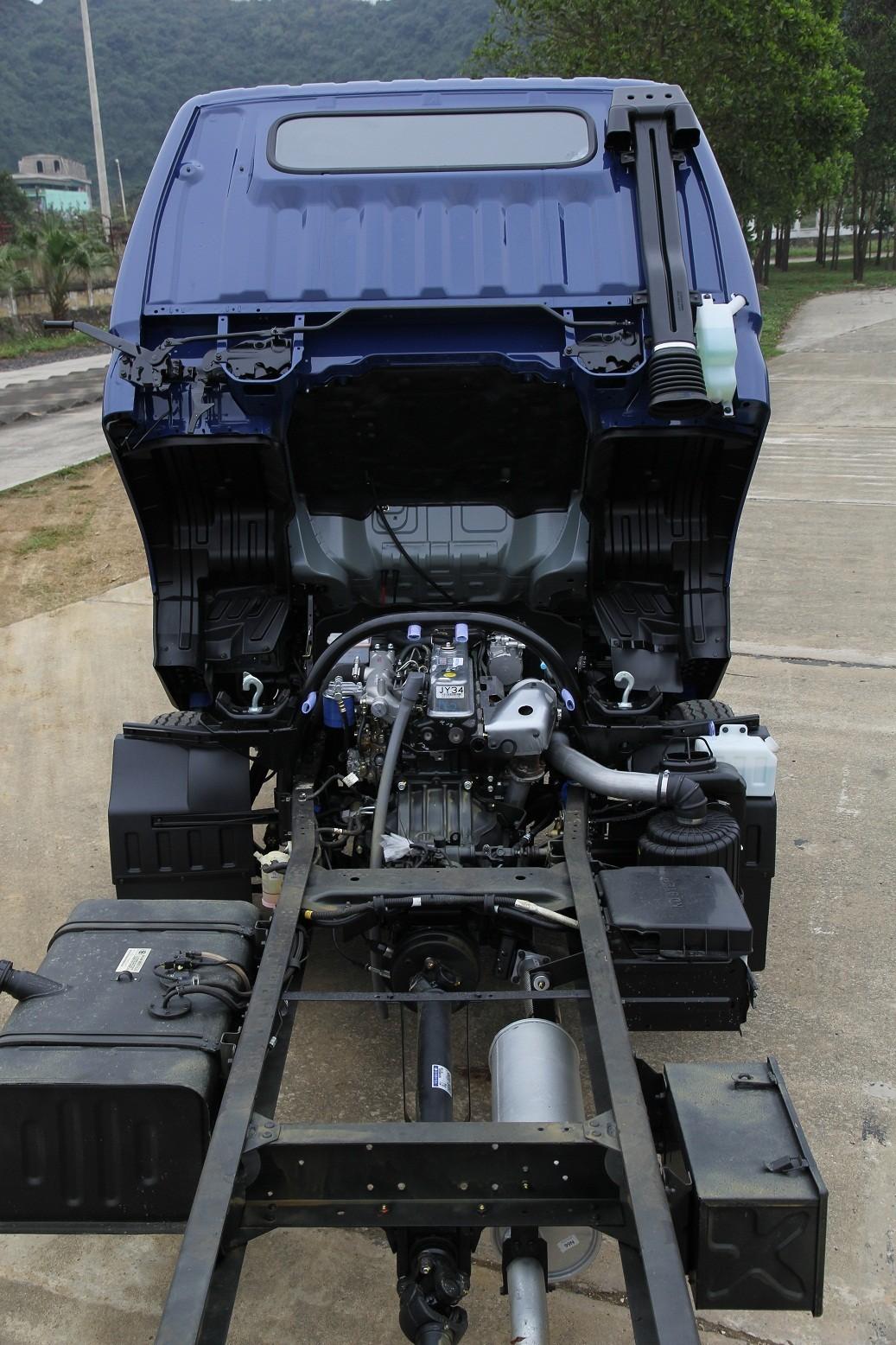 Hyundai HD HD800 Tải Trọng 8 Tấn Thùng Dài 5 mét Ảnh số 40631975