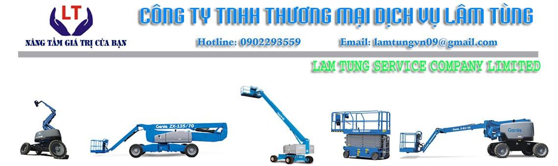 Chuyên bán và cho thuê xe nâng người tự hành chất lượng cao Ảnh số 40640511
