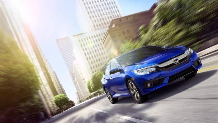 Honda Civic 2017 kiểu dáng sang trọng, trẻ trung, tiết kiệm nhiên liệu Ảnh số 40642019