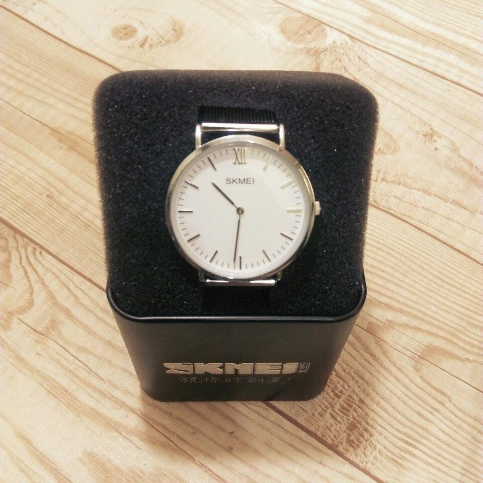 Đồng hồ Skmei ZL3001 dây nhuyễn ôm sát tay, mặt siêu mỏng Ảnh số 40653267