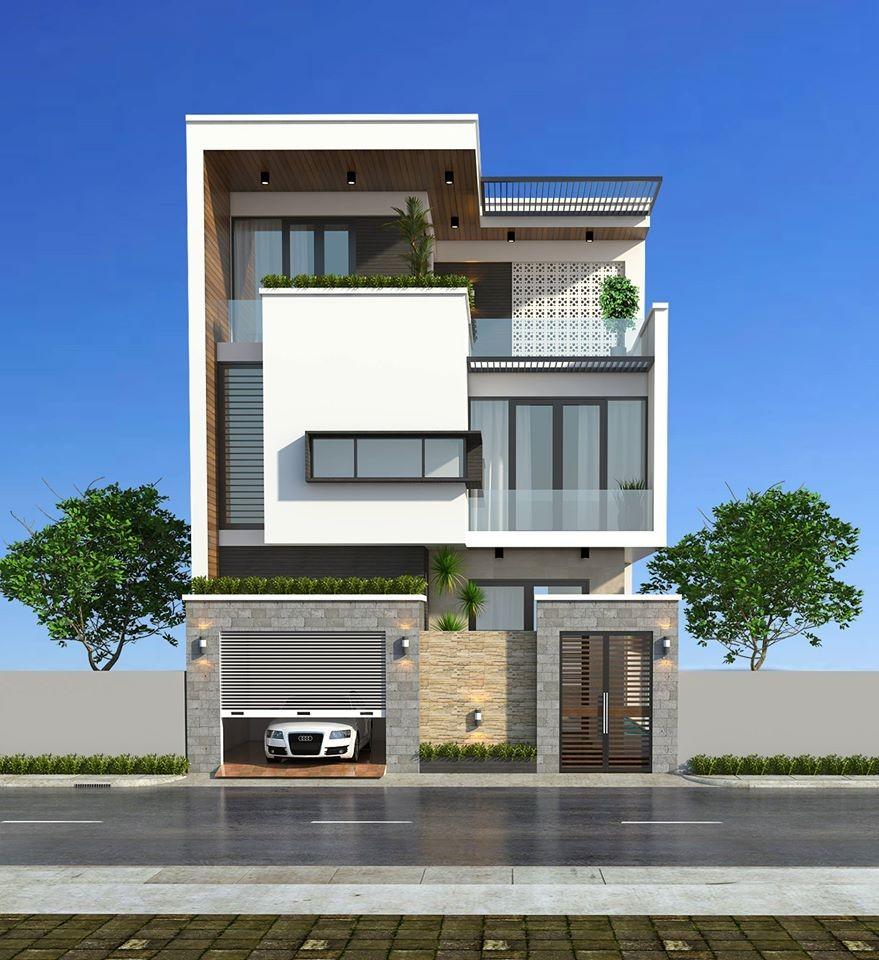 Thiết kế kiến trúc và thi công xây dựng khu vực miền Trung Ảnh số 40793643