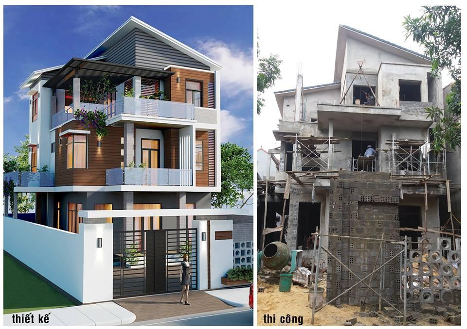 Thiết kế kiến trúc và thi công xây dựng khu vực miền Trung Ảnh số 40793647