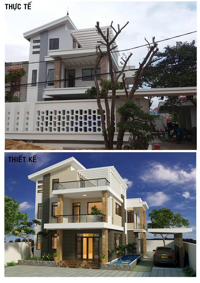 Thiết kế kiến trúc và thi công xây dựng khu vực miền Trung Ảnh số 40793649