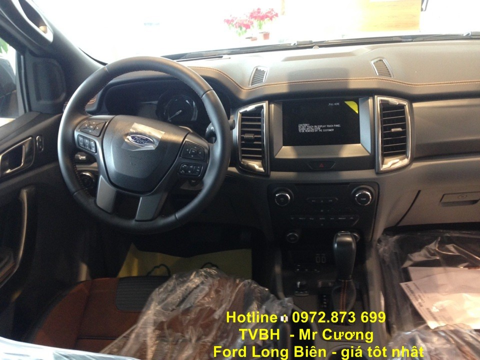 Ford Ranger Wildtrak 3.2L 4x4 AT màu bạc giá tốt nhất hệ thống giao xe ngay Ảnh số 40855287