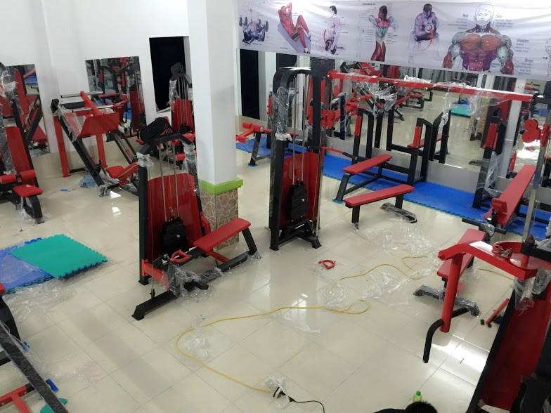 Chuyên sản xuất và cung cấp thiết bị thể hình chuyên nghiệp Ảnh số 40862665