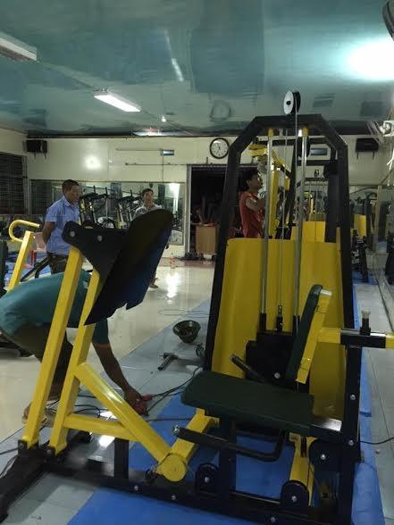 Chuyên sản xuất và cung cấp thiết bị thể hình chuyên nghiệp Ảnh số 40862673