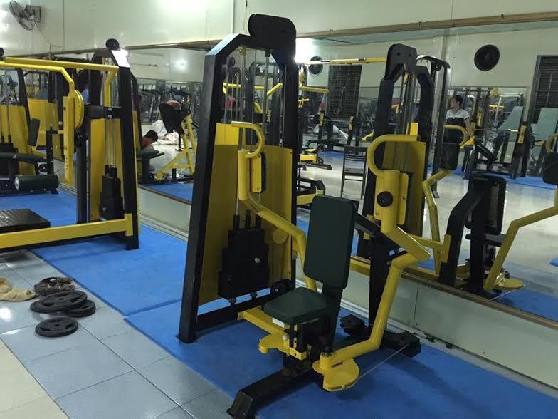 Chuyên sản xuất và cung cấp thiết bị thể hình chuyên nghiệp Ảnh số 40862677