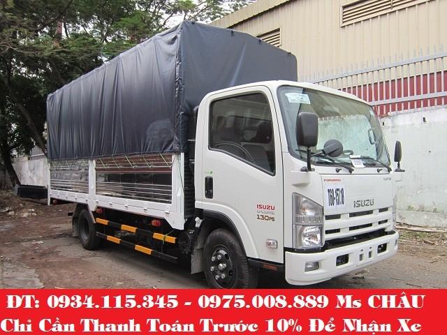Mua xe tải isuzu 1.4 tấn/ Xe tải isuzu QKR55F 1 tấn 4/ Giá xe tải isuzu 1T4