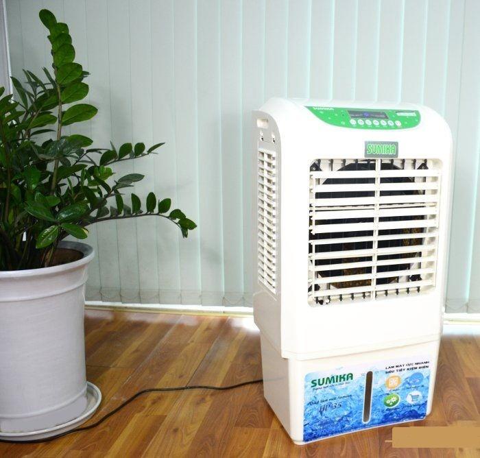 Máy làm mát không khí gió tự nhiên tốt cho sức khỏe Sumika HP35 made in Japan Ảnh số 41367412