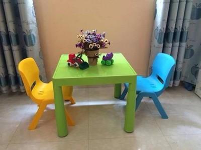 Kết quả hình ảnh cho bộ bàn ghế mầm non nhựa Song Long