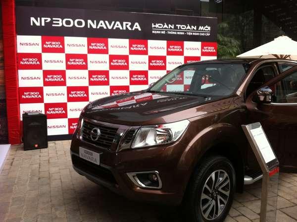 Nissan Navara NP300 VL, SL, EL, E , đủ màu, giao xe ngay, hỗ trợ trả góp , Ảnh đại diện