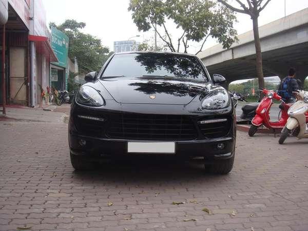 Porsche Cayenne đăng ký 2012 , form mới, xe đi rất ít , nguyên bản cực đẹp , Ảnh đại diện