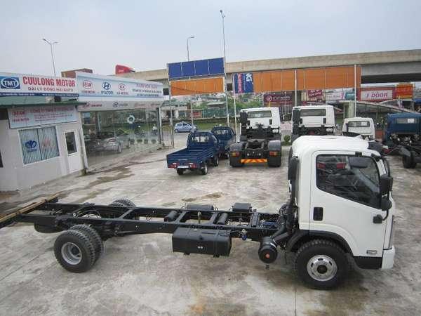 Xe tải GIẢI PHÓNG FAW GM 7,5 tấn,thùng dài 6,25m, mạnh mẽ, tiết kiệm nhiên liệu , Ảnh đại diện