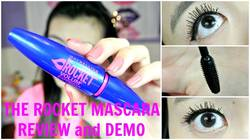 Ảnh số 4: MASCARA MAYBELLINE NEW YORK THE ROCKET VOLUM EXPRESS WATERPROOF - Giá: 180.000