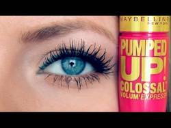 Ảnh số 6: MASCARA MAYBELLINE NEWYORK PUMPED UP COLOSSAL WATERPROOF - Giá: 180.000