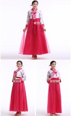 Ảnh số 6: Hanbok hồng - Giá: 8