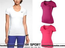 Ảnh số 35: Nike Pro Fitted Short Sleeve - Giá: 360.000