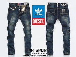 Ảnh số 4: Adidas Diesel Button Mid Rise Jeans - Giá: 580.000