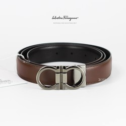 Ảnh số 33: Salvatore Reversible And Adjustable Belt BrownLeather - Giá: 6.800.000