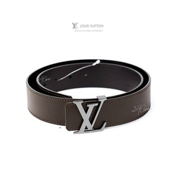Ảnh số 44: Louis Vuitton Intiales Reversible Calf Leather Belt - Giá: 12.800.000