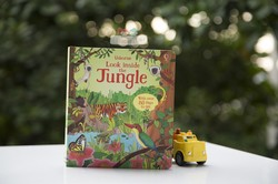 Ảnh số 8: Look Inside the Jungle - Giá: 249.000