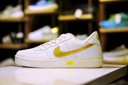 Ảnh số 51: Nike force thấp vạch vàng - Giá: 250.000
