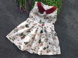 Ảnh số 77: váy thô cổ sen
