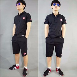 Áo phông nam tommy, polo, adidas cổ bẻ. bộ thể thao ,quần đùi áo phông trơn 1 mầu giá từ 90k