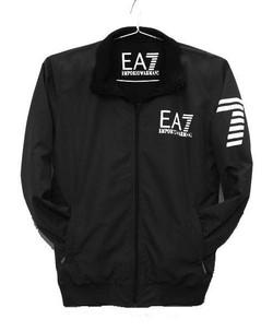 Áo khoác thể thao nam nữ 2 mặt EA7 chất bền, giá rẻ
