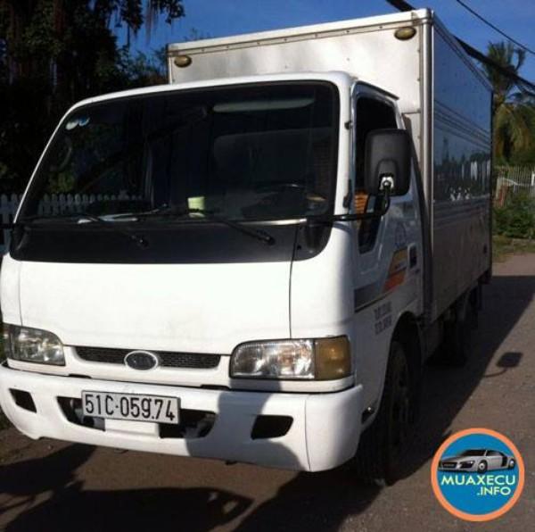 Mua xe tải cũ,Bán xe tải cũ Kia K3000s 1T4 đời 2011 tại Tp.HCM , Ảnh đại diện