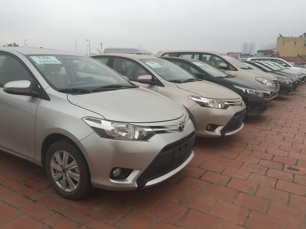 Toyota Vios 2015 giao xe ngay, đủ các màu, hỗ trợ mua trả góp , Ảnh đại diện