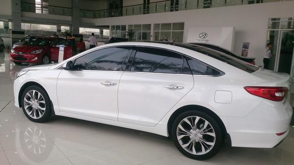 Hyundai Sonata 2015 giá hấp dẫn giao xe ngay , Ảnh đại diện