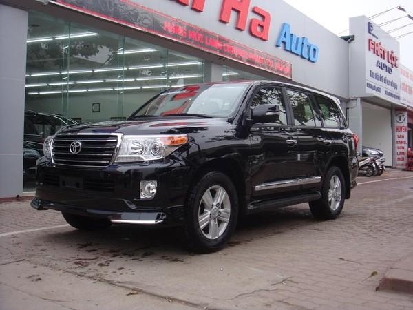 Bán Toyota Landcruise GX.R 4.5 2015 , Ảnh đại diện