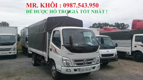 Xe tải Thaco OLLIN 5 tấn, 7 tấn, 8 tấn, 9 tấn 2017 LH: 0987.543.950 , Ảnh đại diện