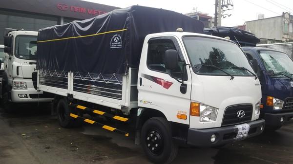 Xe Tải Hyundai HD98S/ HD99S thùng bạt, màu trắng, đời 2016. Giá Xe Thương Lượng , Ảnh đại diện