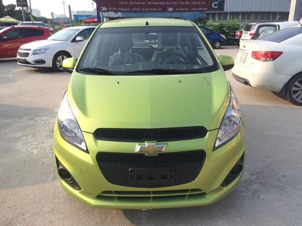 Chevrolet Spark Van Duo , Ảnh đại diện