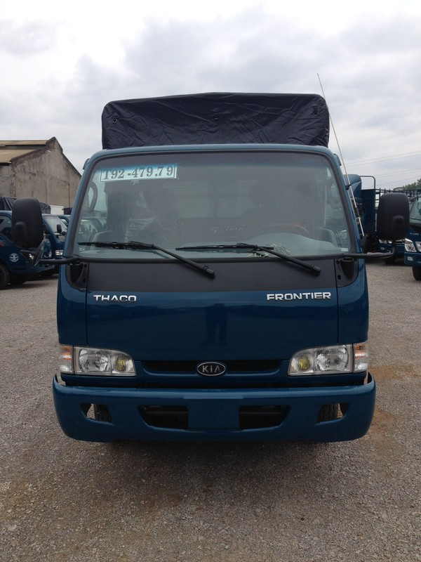 Xe tải K165 Tải trọng 2,4 tấn thùng mui bạt màu sắc đa dạng , Ảnh đại diện