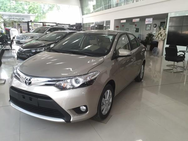 Toyota Vios 1.5G CVT 2017 km lớn, giao xe ngay , Ảnh đại diện