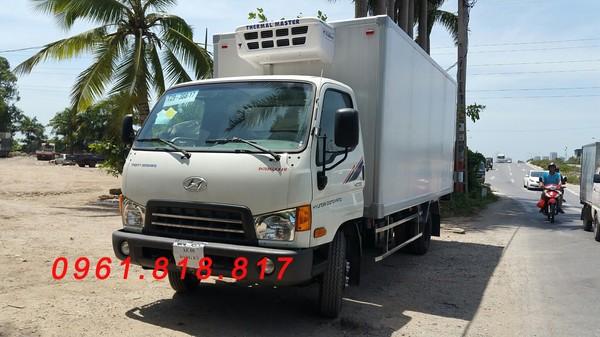 Xe tải Đồng Vàng 7 tấn HD700 lắp ráp 3 cục Hyundai Hàn Quốc đóng thùng ĐÔNG LẠNH , Ảnh đại diện