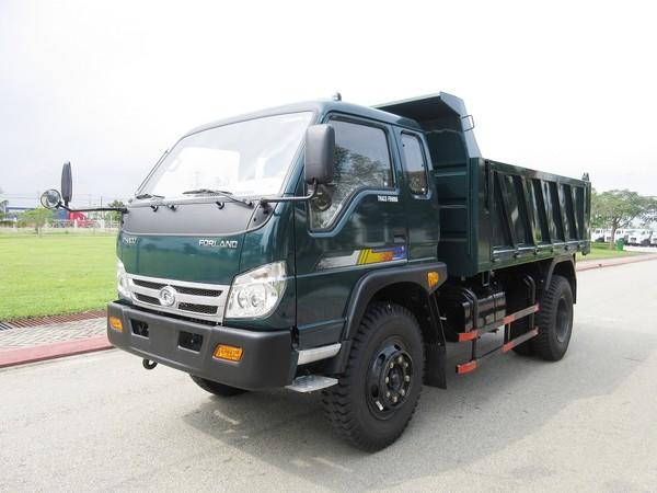 Bán xe ben 8,7 tấn nâng tải 2016 Thaco Forland FD9000 mới 100%, hỗ tợ trả góp. Thủ tục nhanh gọn. , Ảnh đại diện