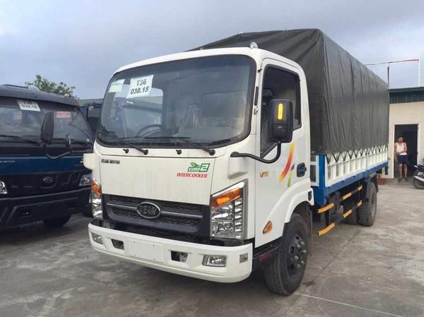 Xe tải VEAM VT350, tải trọng 3490Kg , Ảnh đại diện